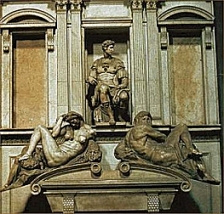 Tomb of Giuliano De'Medici